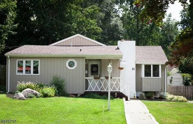 11 Oak Tree Ln, Sparta Twp., NJ 07871 (MLS #3623172) :: William Raveis Baer & McIntosh