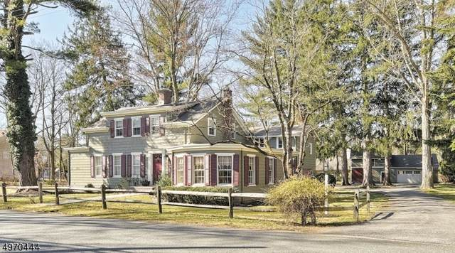 103 West End Ave, Pequannock Twp., NJ 07444 (MLS #3623241) :: The Lane Team