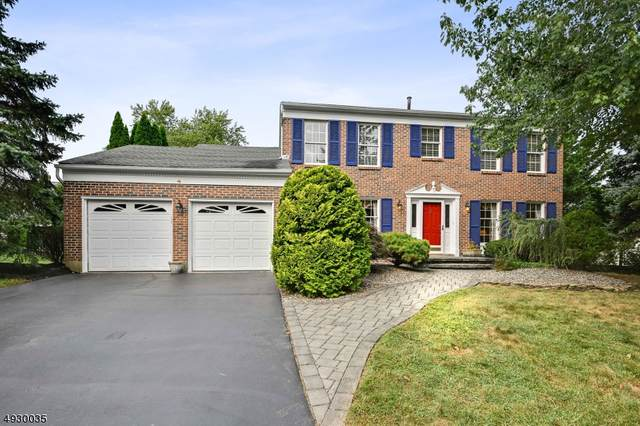 4 Drexel Hill Dr, South Brunswick Twp., NJ 08824 (MLS #3623263) :: Mary K. Sheeran Team
