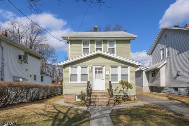 106 Oak Ridge Ave, Nutley Twp., NJ 07110 (MLS #3623584) :: William Raveis Baer & McIntosh