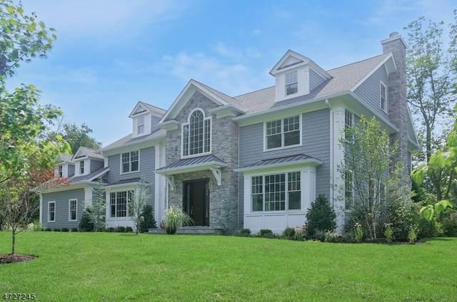7 Saratoga Way, Millburn Twp., NJ 07078 (MLS #3623671) :: Zebaida Group at Keller Williams Realty