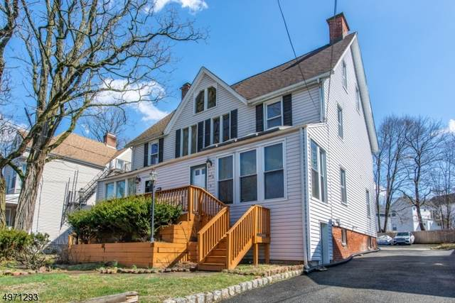 16 Cobb Pl, Morristown Town, NJ 07960 (MLS #3623714) :: The Douglas Tucker Real Estate Team