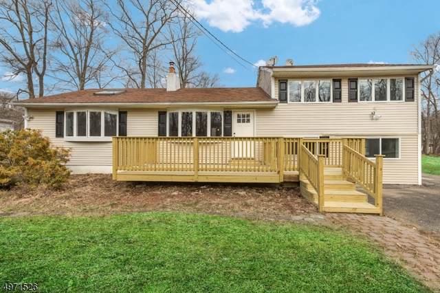 384 Drakestown Rd, Mount Olive Twp., NJ 07853 (MLS #3623910) :: The Douglas Tucker Real Estate Team