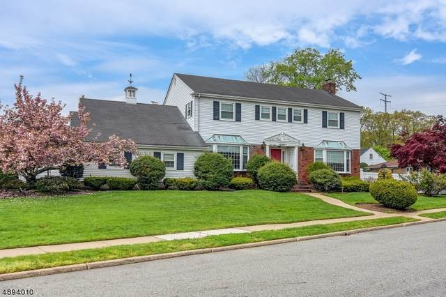 66 Country Ln, Clifton City, NJ 07013 (MLS #3623995) :: The Dekanski Home Selling Team