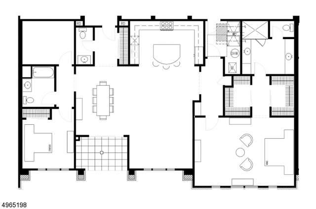 80 Claremont Rd Unit 102 #102, Bernardsville Boro, NJ 07924 (MLS #3624012) :: SR Real Estate Group