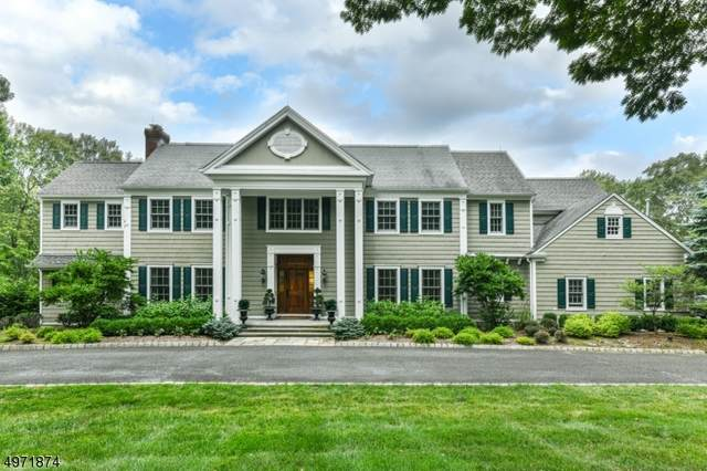 101 Boulderwood Dr, Bernardsville Boro, NJ 07924 (MLS #3624231) :: The Dekanski Home Selling Team
