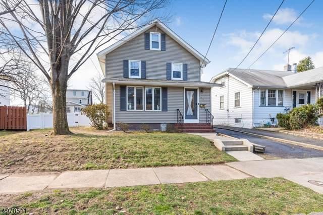 115 New St, Cranford Twp., NJ 07016 (MLS #3624244) :: The Dekanski Home Selling Team