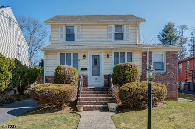 38 Hazel Ave, Livingston Twp., NJ 07039 (MLS #3624556) :: Zebaida Group at Keller Williams Realty