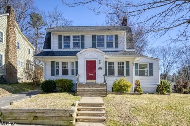 34 Wetmore Ave, Morristown Town, NJ 07960 (MLS #3624564) :: The Douglas Tucker Real Estate Team