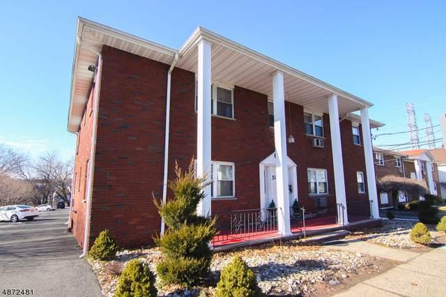 511 Franklin Ave U-B7 B7, Belleville Twp., NJ 07109 (MLS #3624592) :: SR Real Estate Group