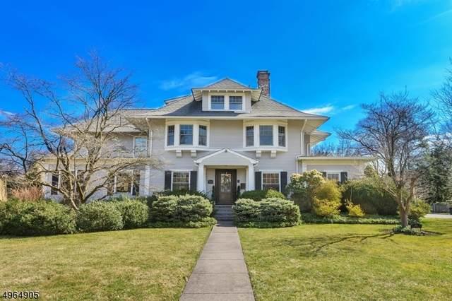 169 Forest Ave, Glen Ridge Boro Twp., NJ 07028 (MLS #3624596) :: Coldwell Banker Residential Brokerage