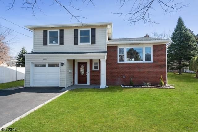 2317 De Sisto Dr, Rahway City, NJ 07065 (MLS #3624726) :: SR Real Estate Group