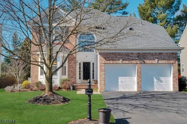 11 Jarman Pl, Bridgewater Twp., NJ 08807 (MLS #3624752) :: The Dekanski Home Selling Team
