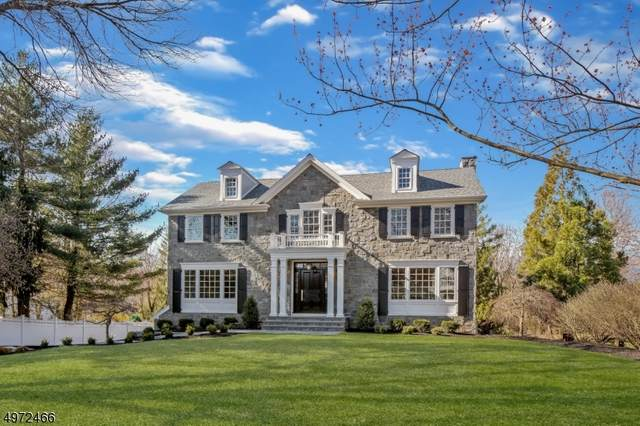 19 Thornley Dr, Chatham Twp., NJ 07928 (MLS #3624842) :: The Sikora Group
