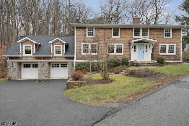 8 Woodland Rd, Mendham Twp., NJ 07926 (MLS #3624865) :: The Douglas Tucker Real Estate Team