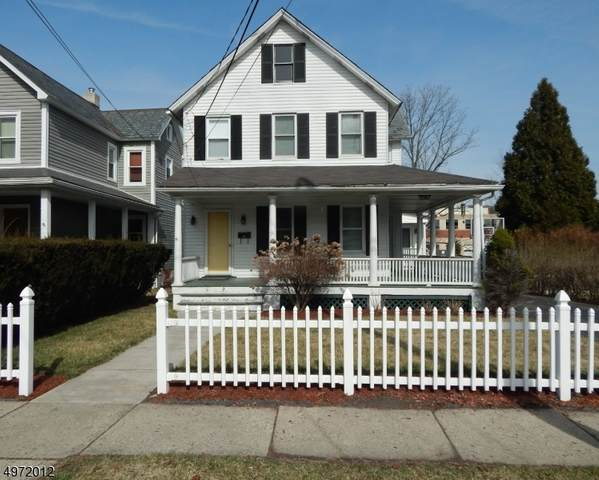 9 Pine St, Newton Town, NJ 07860 (MLS #3624869) :: William Raveis Baer & McIntosh