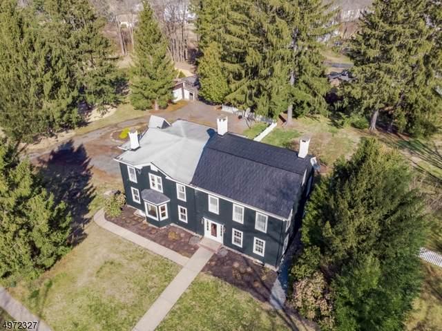 37 W Main St, Mendham Boro, NJ 07945 (MLS #3624896) :: The Dekanski Home Selling Team