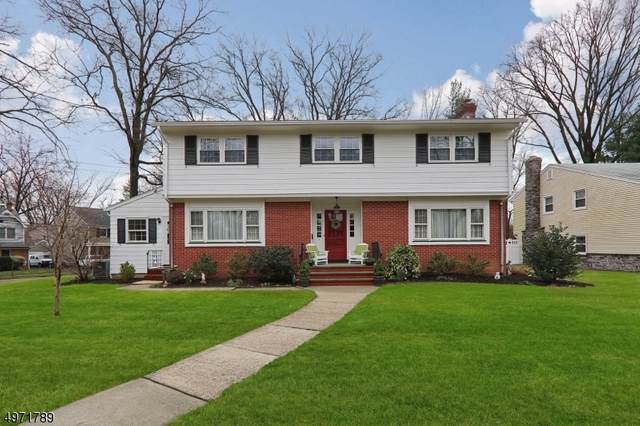 3 Dorchester Ave, Cranford Twp., NJ 07016 (#3624939) :: Daunno Realty Services, LLC