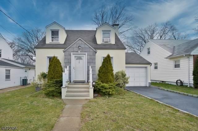 20 Walman Ave, Clifton City, NJ 07011 (MLS #3624972) :: William Raveis Baer & McIntosh