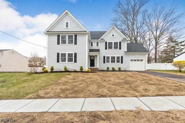 40 Clark St, Cranford Twp., NJ 07016 (MLS #3625104) :: The Dekanski Home Selling Team