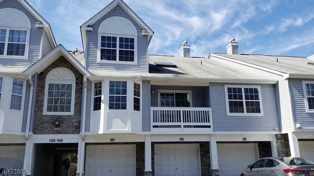 168 E Whisper Way #168, Roxbury Twp., NJ 07852 (MLS #3625161) :: The Douglas Tucker Real Estate Team