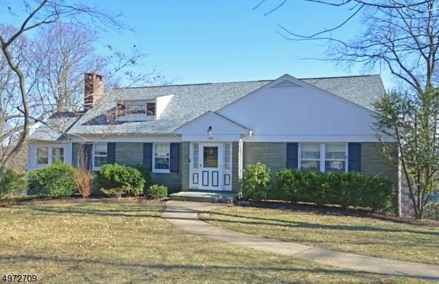 145 Fairmount Ave, Chatham Boro, NJ 07928 (MLS #3625169) :: The Sikora Group