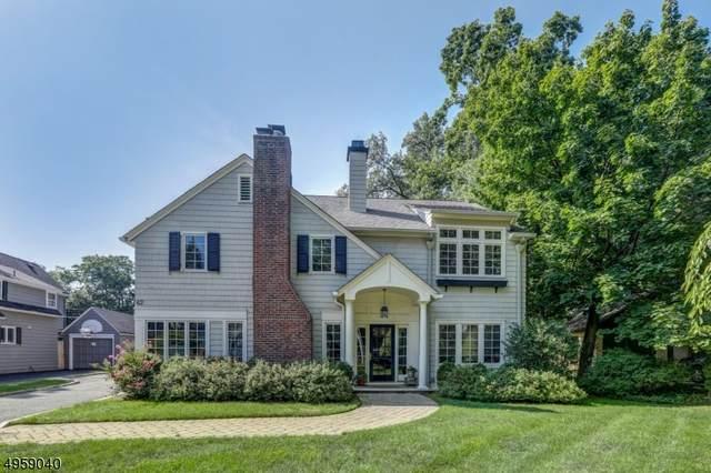 62 Whitney Rd, Millburn Twp., NJ 07078 (MLS #3625240) :: Coldwell Banker Residential Brokerage