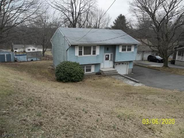 20 S Hillside Dr, Mount Olive Twp., NJ 07828 (MLS #3625303) :: The Douglas Tucker Real Estate Team