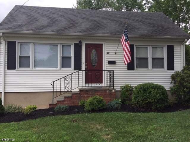 90 North St, Madison Boro, NJ 07940 (MLS #3625314) :: Zebaida Group at Keller Williams Realty