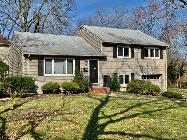 38 Bryant Dr, Livingston Twp., NJ 07039 (MLS #3625335) :: Zebaida Group at Keller Williams Realty