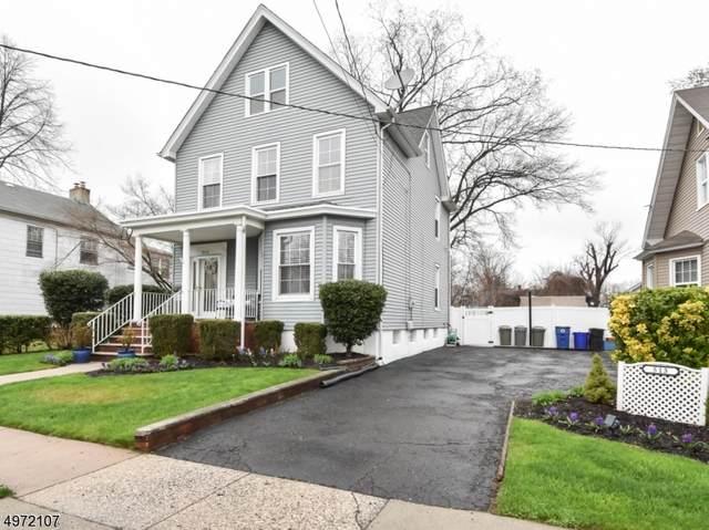 513 Union St, Rahway City, NJ 07065 (MLS #3625363) :: The Dekanski Home Selling Team