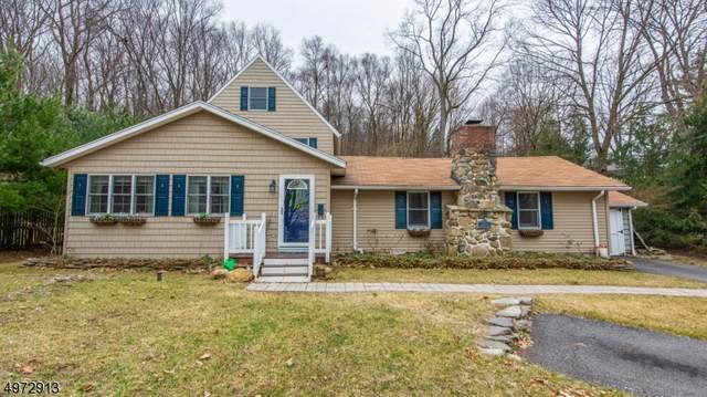 151 Hillside Rd, Sparta Twp., NJ 07871 (MLS #3625380) :: SR Real Estate Group