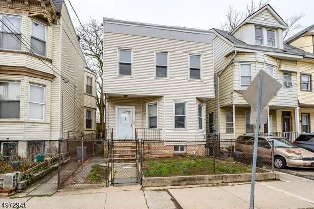 257 Arlington Ave, Jersey City, NJ 07305 (MLS #3625406) :: SR Real Estate Group