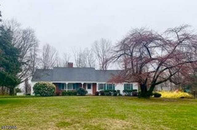 13 Summit Rd, Morris Twp., NJ 07960 (MLS #3625421) :: The Douglas Tucker Real Estate Team
