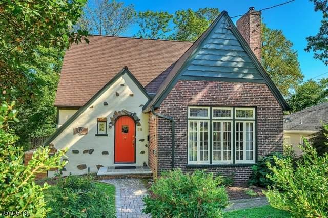 38 Burnett Ter, West Orange Twp., NJ 07052 (MLS #3625429) :: SR Real Estate Group