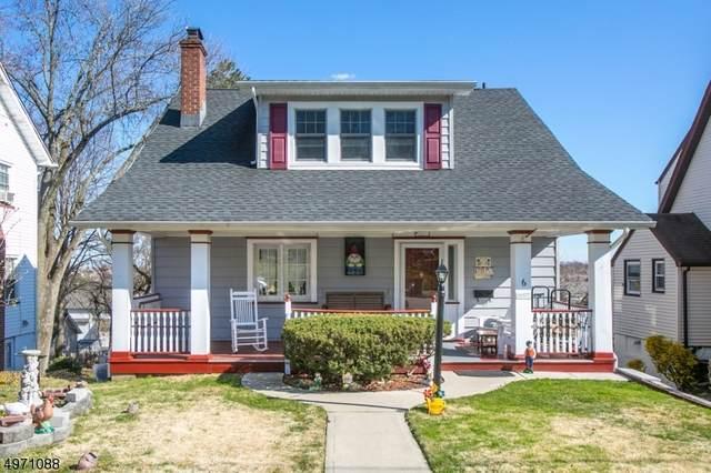 6 Yale Terrace, West Orange Twp., NJ 07052 (MLS #3625446) :: SR Real Estate Group