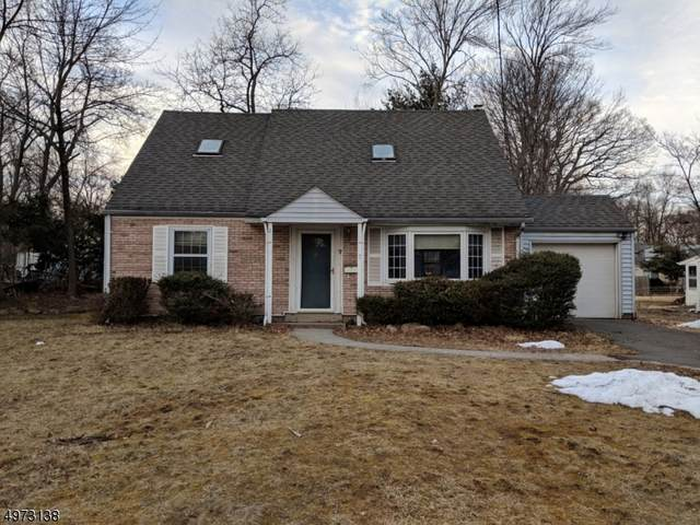 7 Maplewood Dr, Livingston Twp., NJ 07039 (MLS #3625468) :: Zebaida Group at Keller Williams Realty