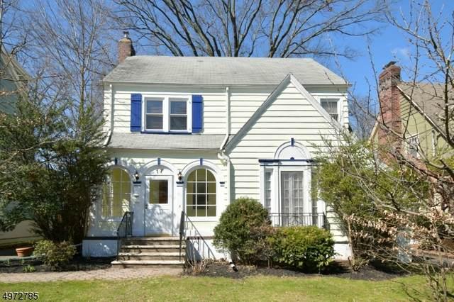 17 Burroughs Way, Maplewood Twp., NJ 07040 (MLS #3625514) :: The Sue Adler Team