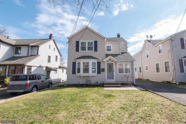 37 N 23Rd St, Kenilworth Boro, NJ 07033 (MLS #3625565) :: The Dekanski Home Selling Team