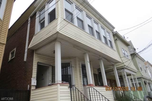457 Marshall St, Elizabeth City, NJ 07206 (MLS #3625587) :: The Sue Adler Team