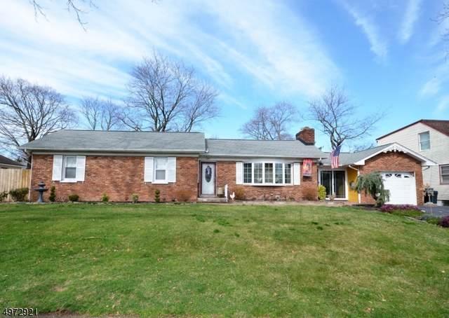 108 Rudolph Ave, Rahway City, NJ 07065 (MLS #3625619) :: The Dekanski Home Selling Team