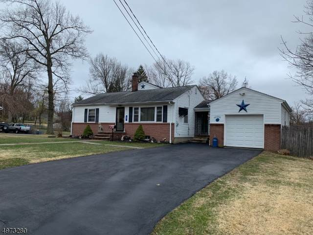 65 Knickerbocker Ave, Randolph Twp., NJ 07869 (MLS #3625627) :: The Douglas Tucker Real Estate Team