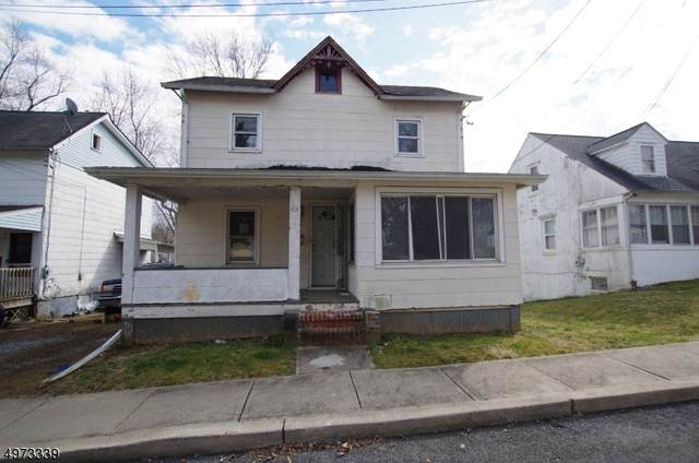 45 Cornish St, Washington Boro, NJ 07882 (#3625632) :: Jason Freeby Group at Keller Williams Real Estate