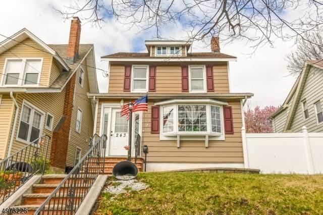 243 New St, Belleville Twp., NJ 07109 (MLS #3625654) :: SR Real Estate Group
