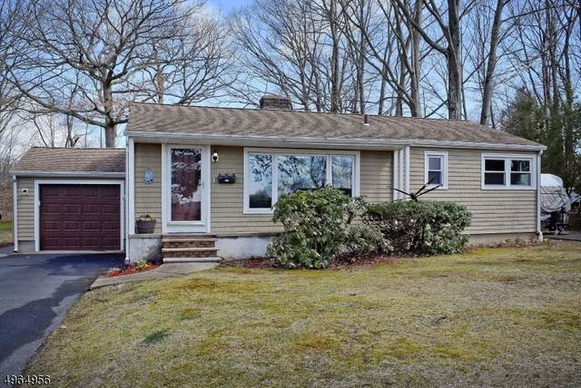 12 Swede Mine Rd, Rockaway Boro, NJ 07866 (MLS #3625728) :: SR Real Estate Group
