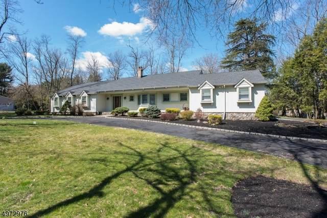 1 Round Hill Rd, Scotch Plains Twp., NJ 07076 (#3625733) :: Daunno Realty Services, LLC