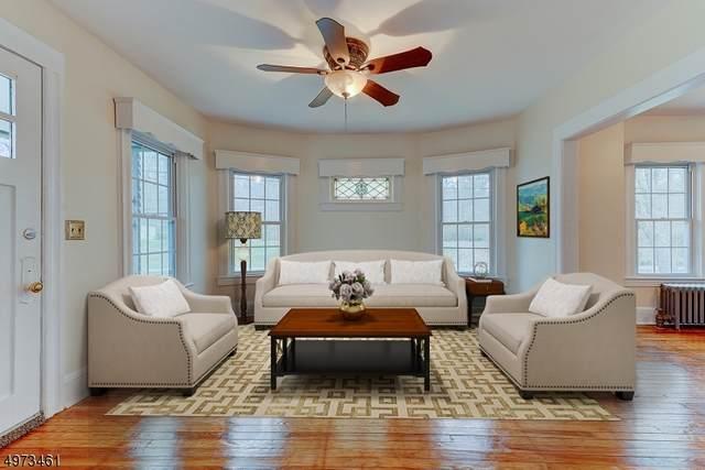 37 Oakdale Ave, Millburn Twp., NJ 07041 (MLS #3625748) :: Coldwell Banker Residential Brokerage