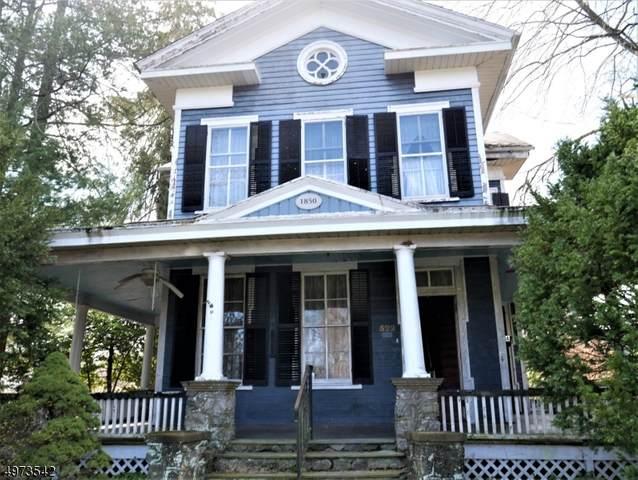 522 2ND ST, Belvidere Twp., NJ 07823 (#3625821) :: Jason Freeby Group at Keller Williams Real Estate