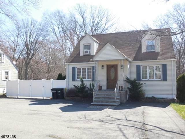 142 Valley Rd, Wayne Twp., NJ 07470 (MLS #3625826) :: William Raveis Baer & McIntosh