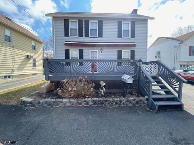 558 Main St Land, Roxbury Twp., NJ 07850 (MLS #3625830) :: The Douglas Tucker Real Estate Team